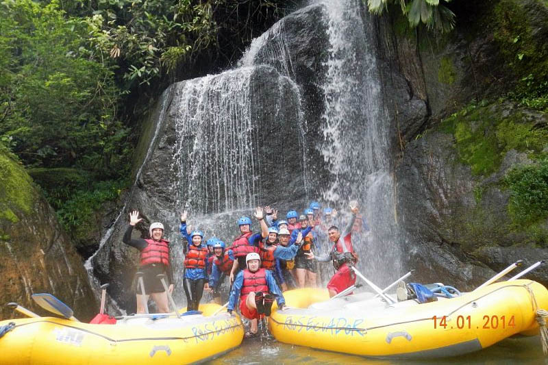 Rafting Adventure Ecuador
