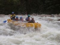 Rafting for everyone whitewater Ecuador