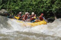 Best rafting in ecuador