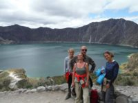 Trip to Quilotoa